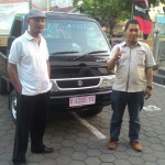 Foto Penyerahan Unit 7 Sales Marketing Mobil Dealer Suzuki Kudus Dimas Bustanul