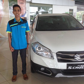 Sales Marketing Mobil Dealer Suzuki Tangerang Yuda