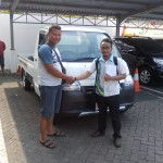 Foto Penyerahan Unit 4 Sales Marketing Mobil Dealer Daihatsu Pati Arif
