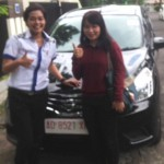 Foto Penyerahan Unit 1 Sales Marketing Mobil Dealer Datsun Solo Ava