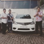 Foto Penyerahan Unit 19 Sales Marketing Mobil Dealer Mobil Nissan Datsun Tomy