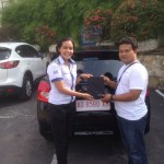 Foto Penyerahan Unit 4 Sales Marketing Mobil Dealer Datsun Solo Ava