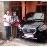 Foto Penyerahan Unit 8 Sales Marketing Mobil Dealer Datsun Solo Ava