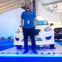 Sales Marketing Mobil Dealer Datsun Trenggalek Mas Yakin