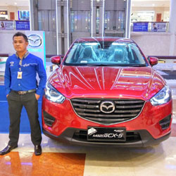 Sales Marketing Mobil Dealer Mazda Medan Chandra Putra
