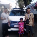 Foto Penyerahan Unit 2 Sales Marketing Mobil Dealer Toyota Jember Hadi Toyota