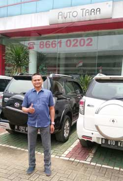 Sales Marketing Mobil Dealer Daihatsu Yudhi