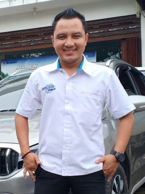 Sales Marketing Mobil Dealer Suzuki Eko
