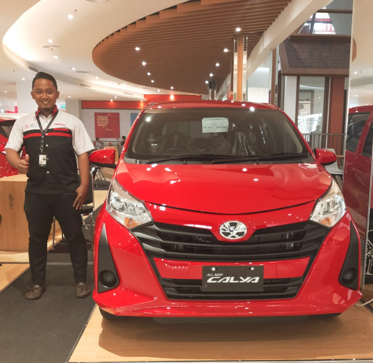 Sales Marketing Mobil Dealer Toyota Nurkholis