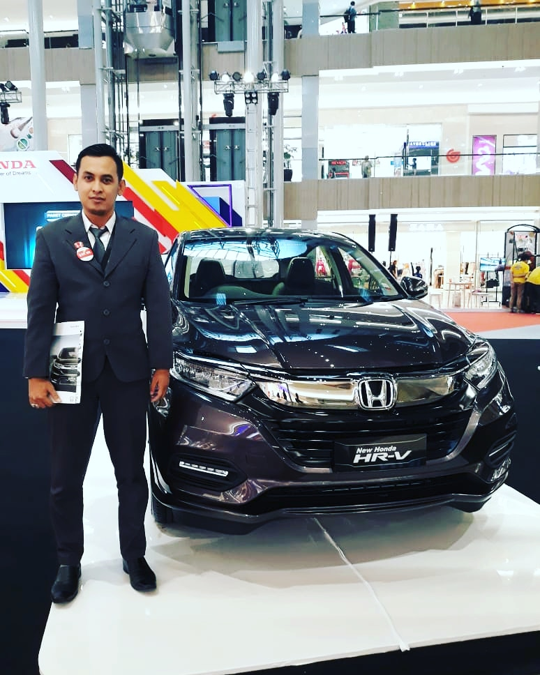 Sales Marketing Mobil Dealer Honda Ubet