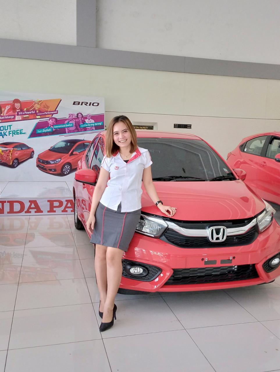 Sales Marketing Mobil Dealer Honda Umi