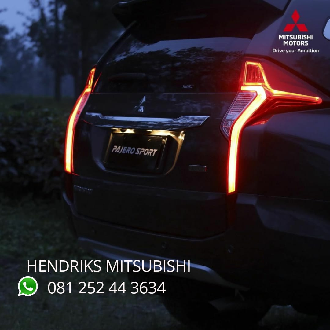 Sales Marketing Mobil Mitsubishi Gresik Hendriks