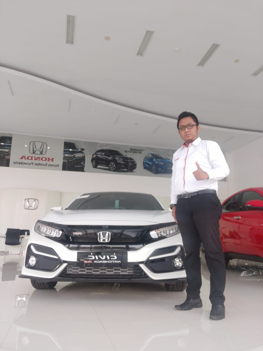Marketing Honda Purwokerto Galih 0818 8283 5322 Wa Promo Termurah